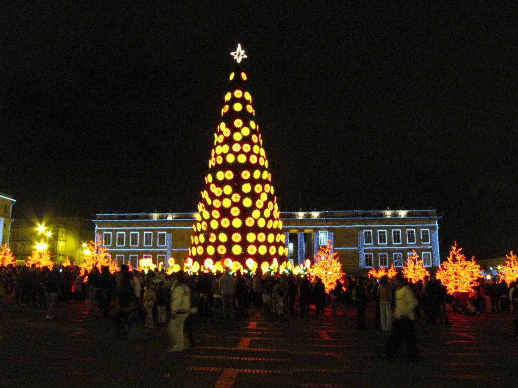 Bogota_-_Christmas_decorations
