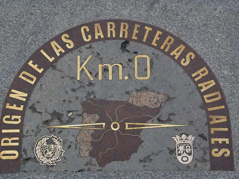 kilometr-zero-podpisuje-wewn-trz-madryt-hiszpania-26631908